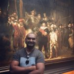 Tourist in own country rembrandt rijksmuseum
