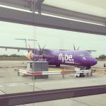 Ready to take off Holland here I come flybe travelhellip